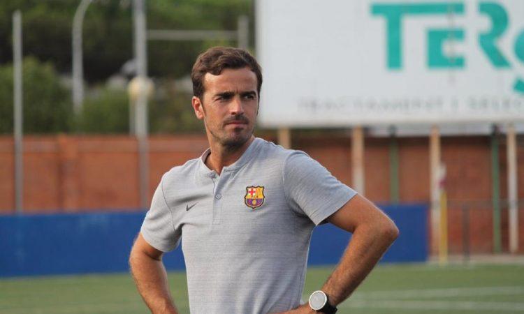 Carles Martínez Ficha En CENTED Academy Para Impartir: «Del Análisis A La Competición»