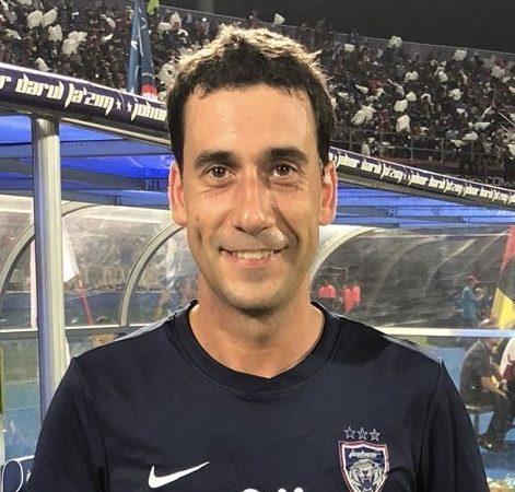 Orkatz Martín Ficha En CENTED Academy Para Impartir: «Malasia, Un Fútbol Por Explorar: Club, Entorno Y Metodología De Trabajo Con Porteros»